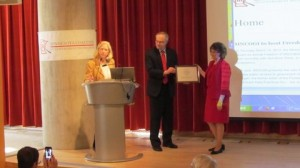 MNCOGI's 2013 Freedom of Information Day award